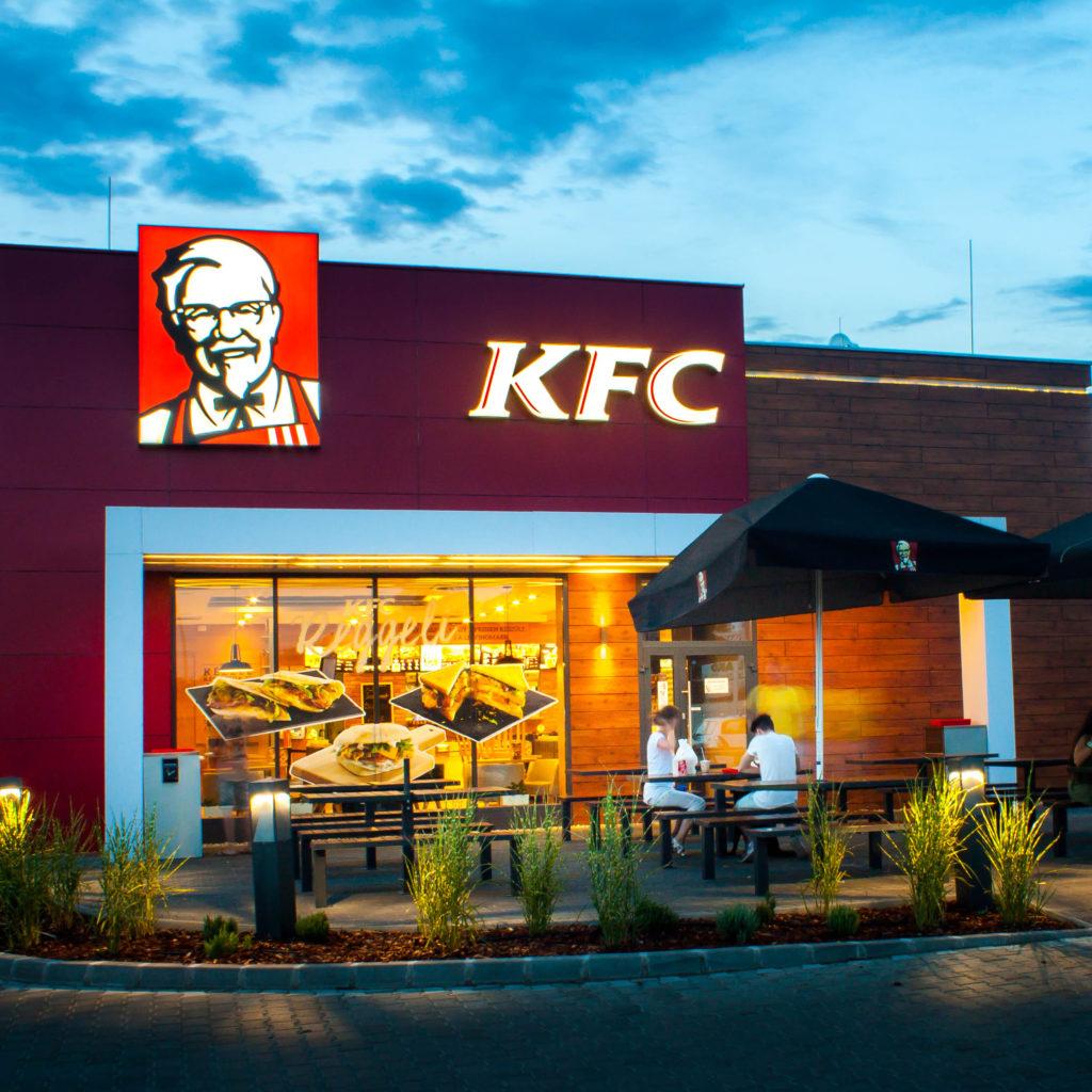KFC Savoya park
