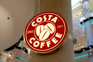 Cégér Costa Coffee