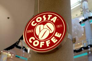 Cégér Costa Coffee